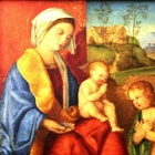 Madonna and Child with Young John the Baptist