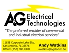 A & G Electrial Technologies