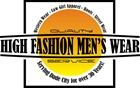 High Fashion Men's Wear