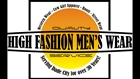 high fashion mens wear