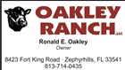 Oakley Ranch, LLC.