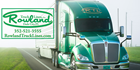 Rowland Truck Lines