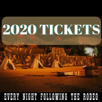 2020 Happy Canyon Tickets