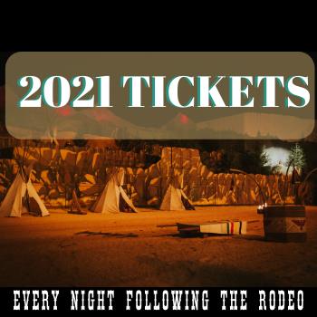 2021 Happy Canyon Tickets