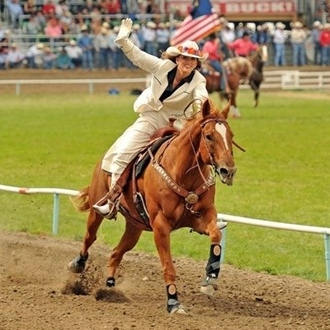 """World Famous Pendleton Round-Up"""