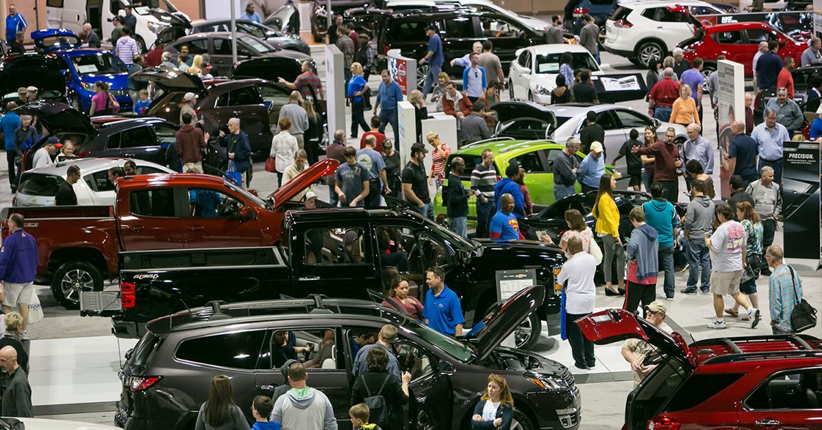 Jacksonville International Auto Show - International car show