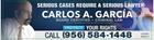 The Law Office of Carlos A. García, PLLC