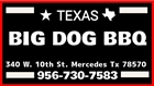 BIG DOG BBQ