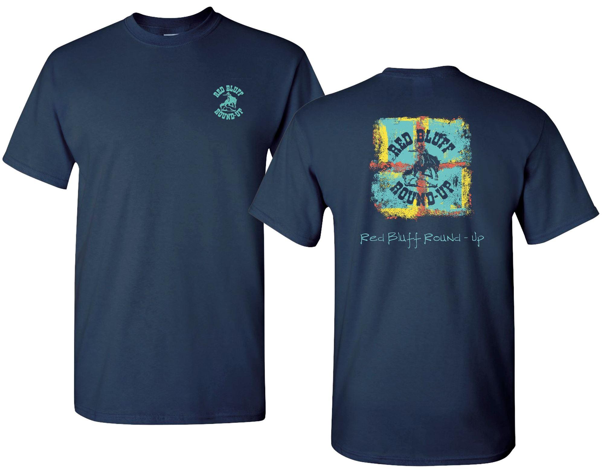 Blue Back Logo T-Shirt