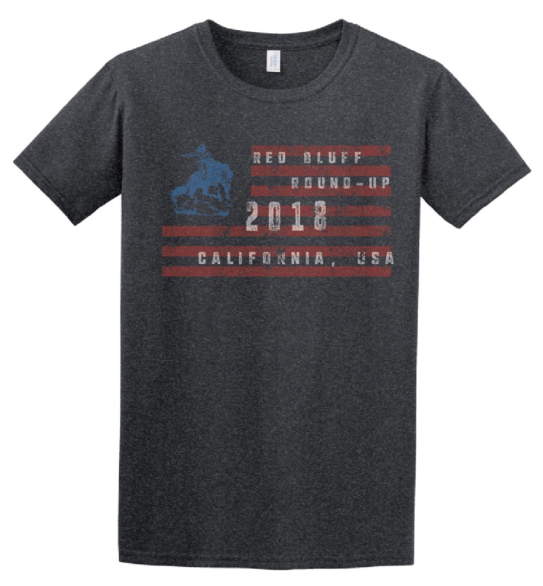 American Flag Short Sleeve