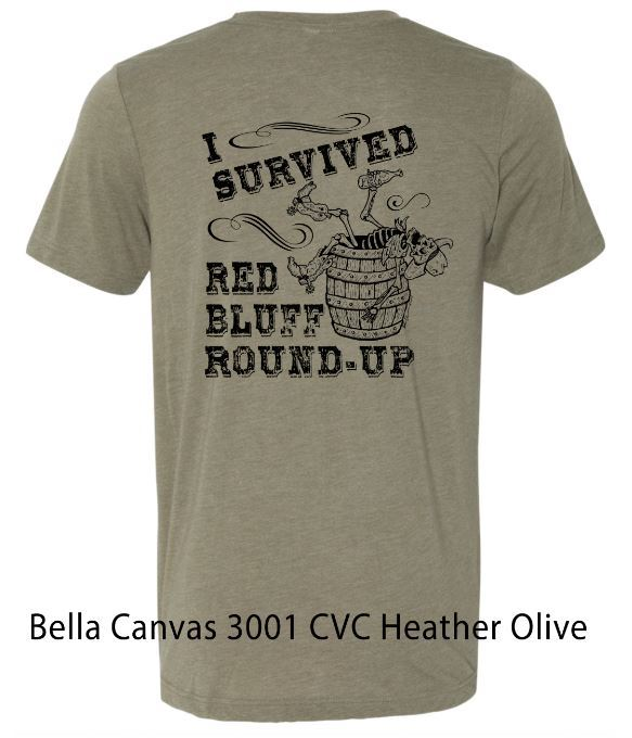 I Survived the Red Bluff Round-Up