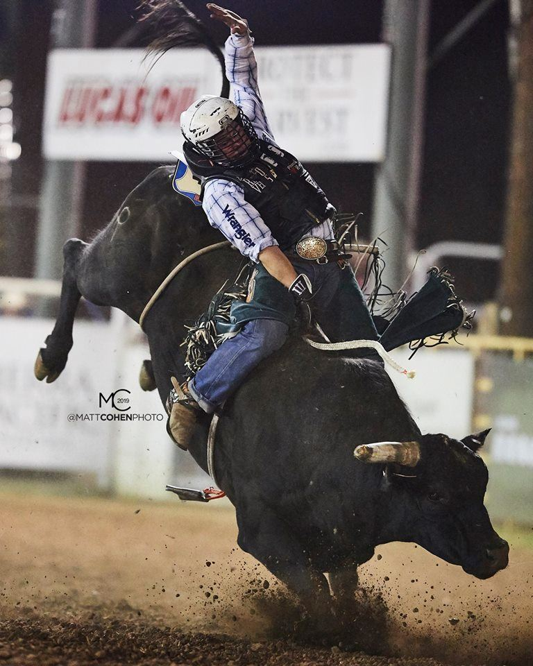 Bull Riding- Trey Benton III