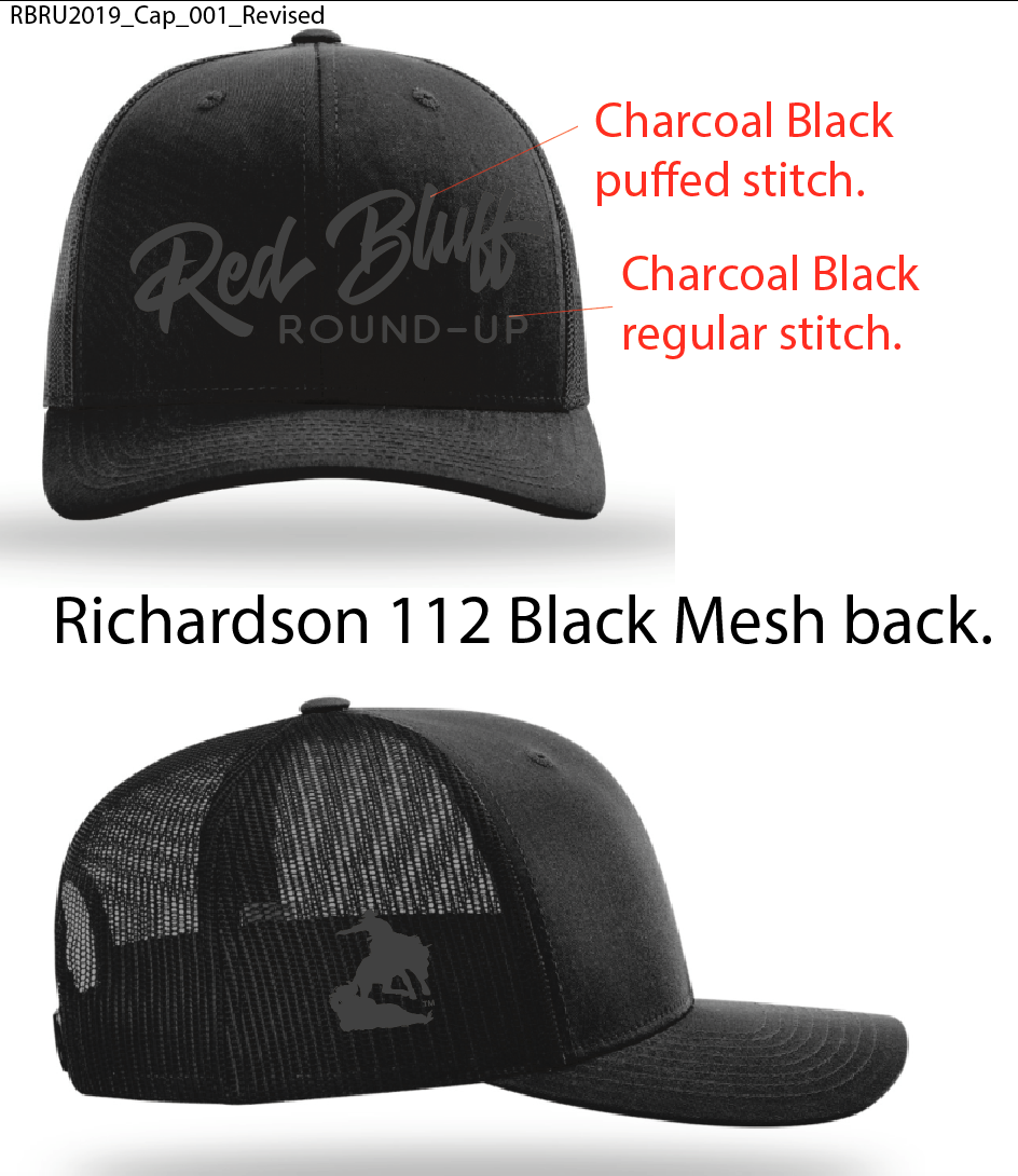 Black Richardson Hat