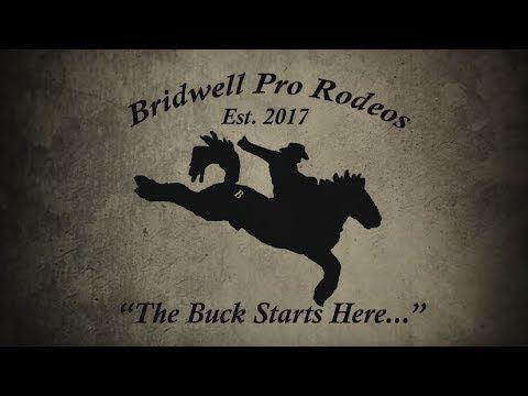 Bridwell Pro Rodeos
