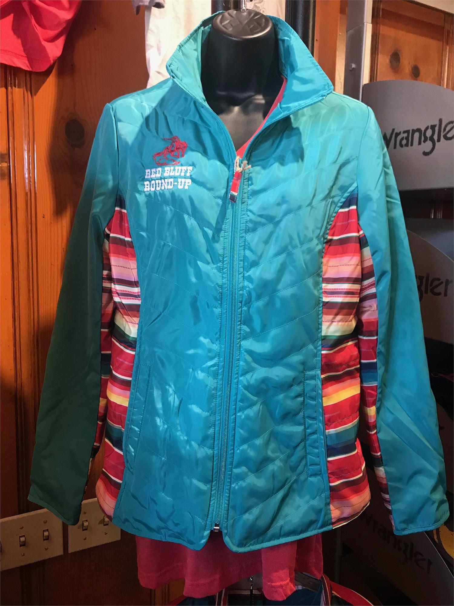 Ladies Turquoise  Gracie Jacket