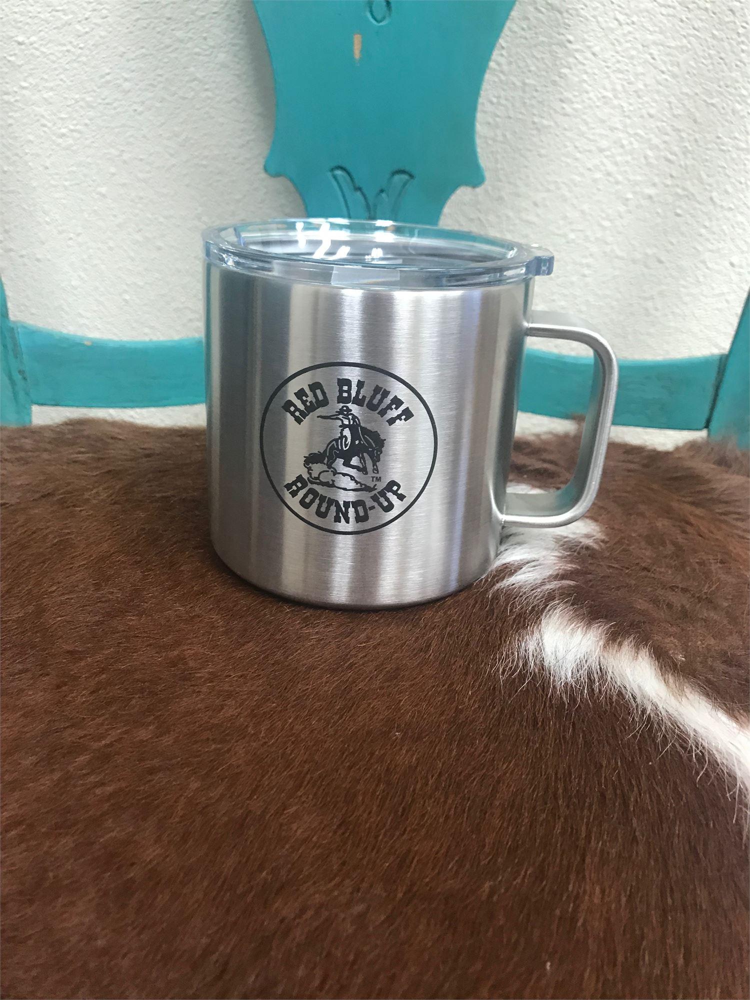 Yeti 14 oz Mug - Stainless Steel