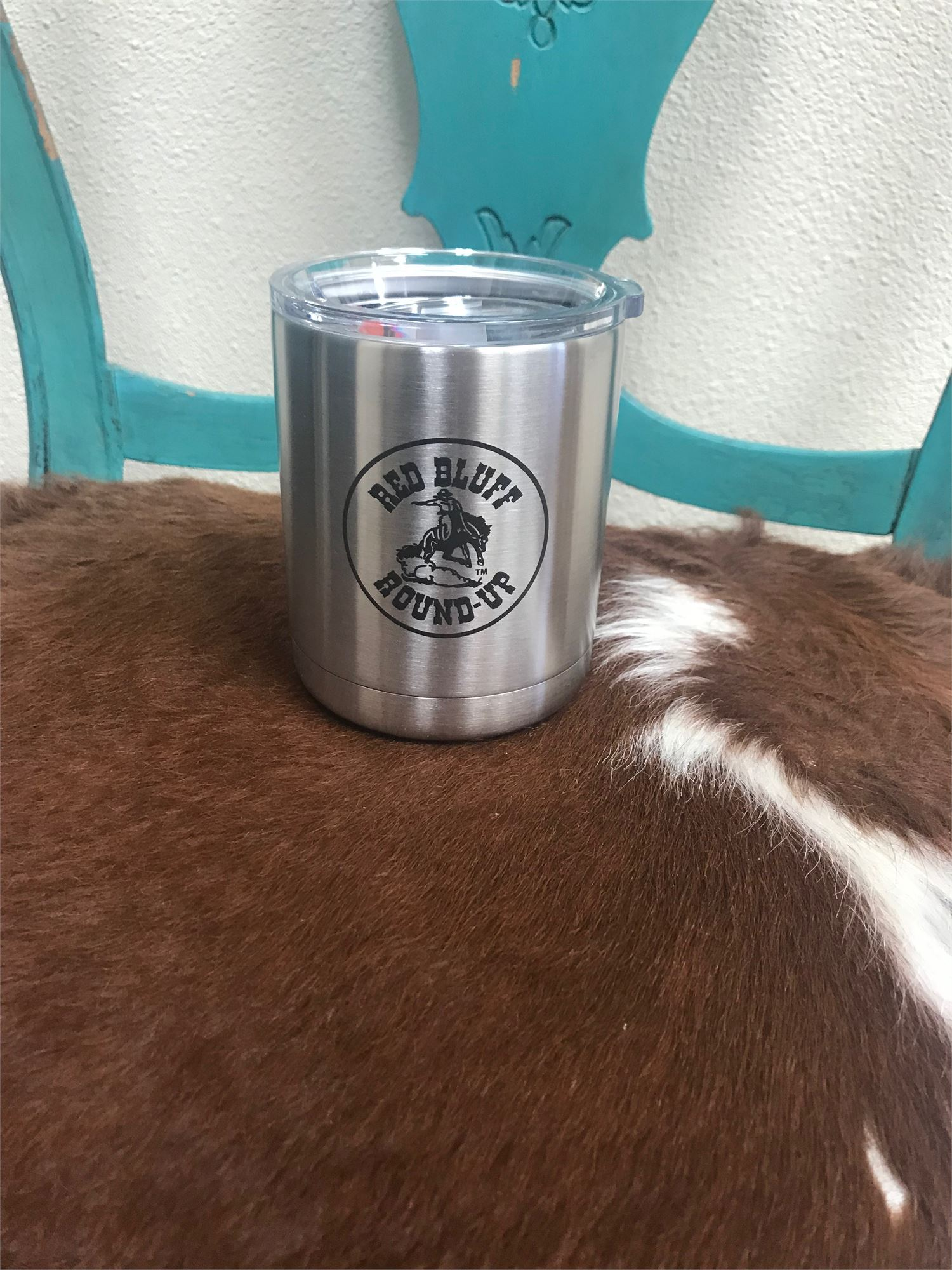 Yeti Lowball Tumbler - Stainless Steel
