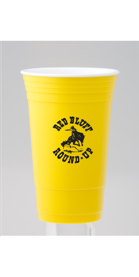 Yellow Solo Cup