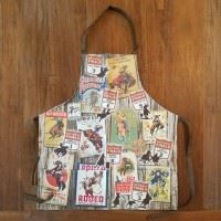 Rodeo Poster Apron