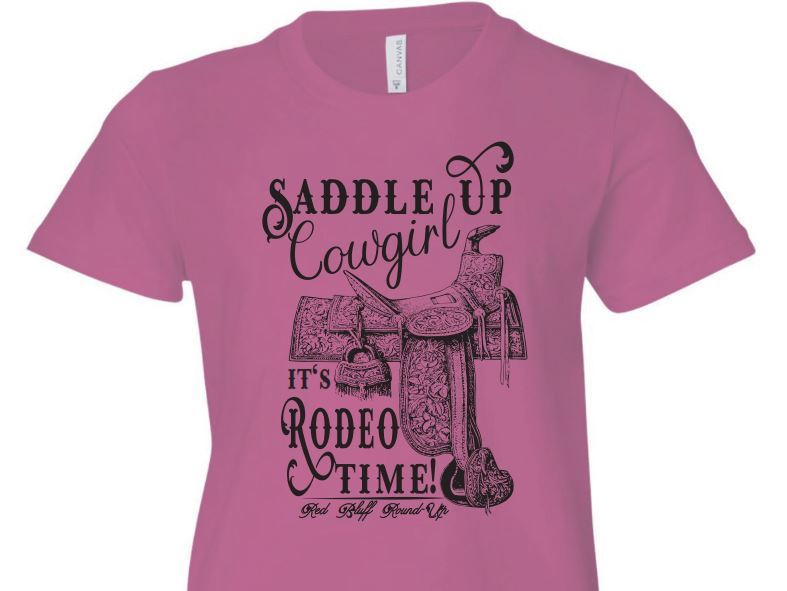Saddle Up Cowgirl Youth Fit