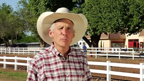 John Growney Red Bluff Round Up