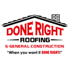 Done Right Roofing