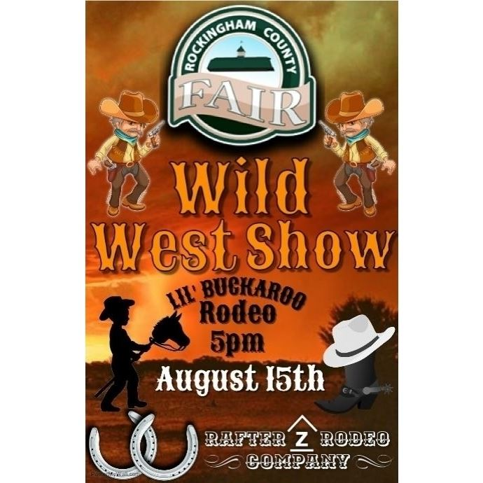 Rafter Z Wild West Show & Kids Rodeo