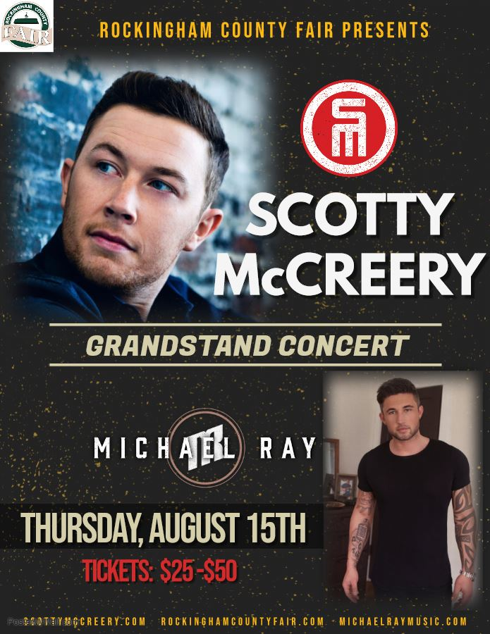 Scotty McCreery with Michael Ray