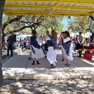 Bluebonnet Scottish Country Dancers