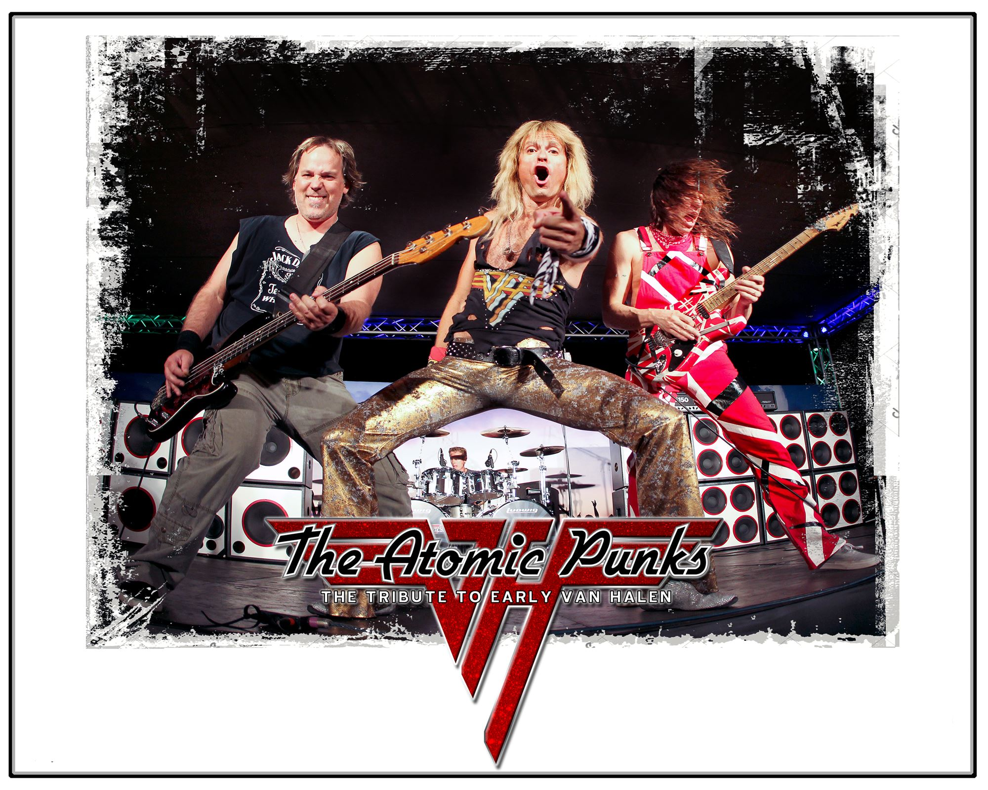 PRCA Wildcard w/ <br>The Atomic Punks: the Tribute to Early Van Halen<br> Friday, Feb. 26 at 7 PM