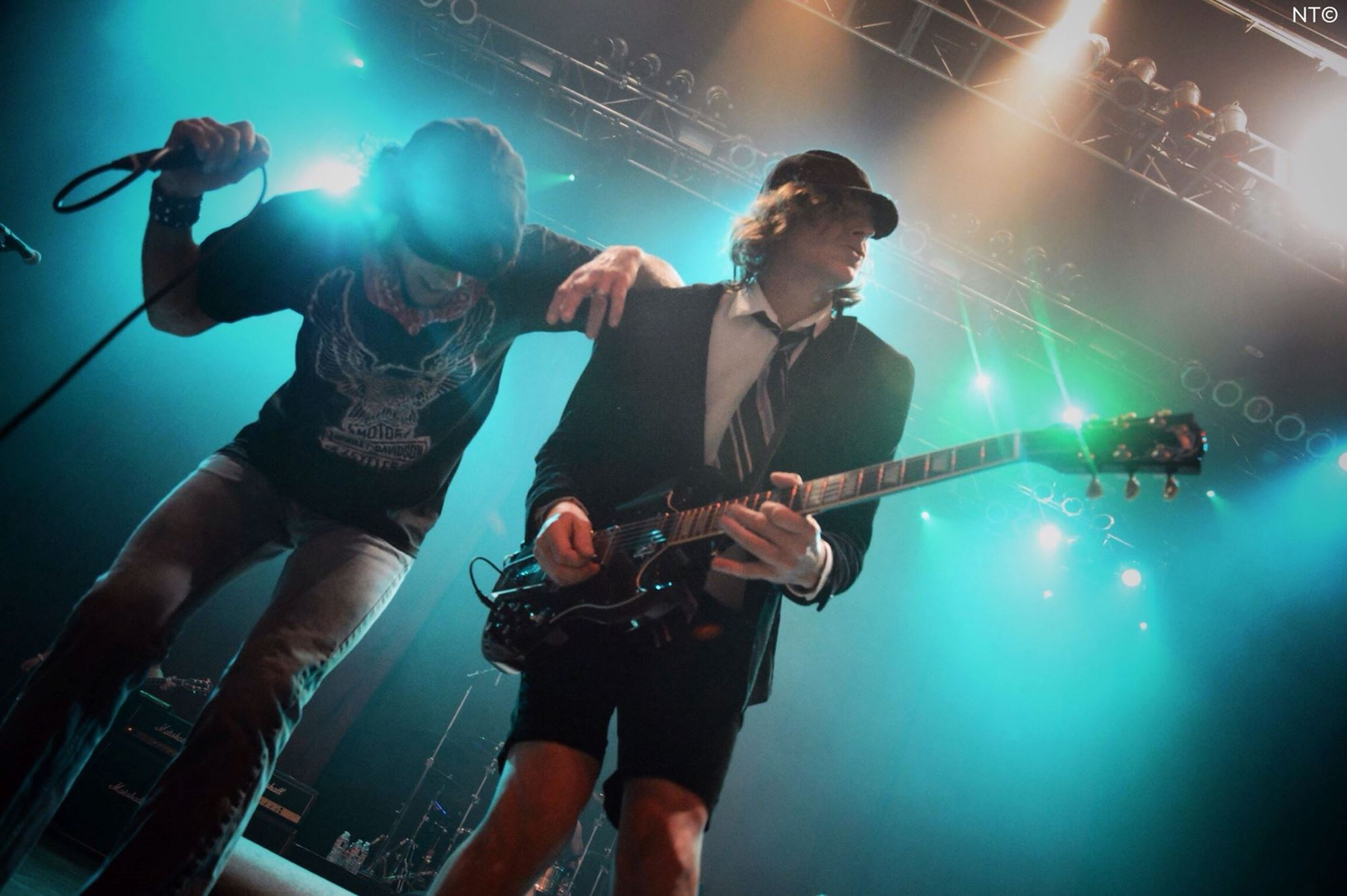 PRCA Rodeo w/<br> Back in Black AC/DC Tribute<br> Friday, Feb. 19 at 7 PM