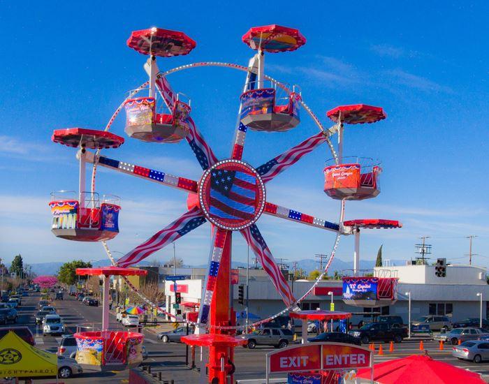 Americana Wheel (NEW)