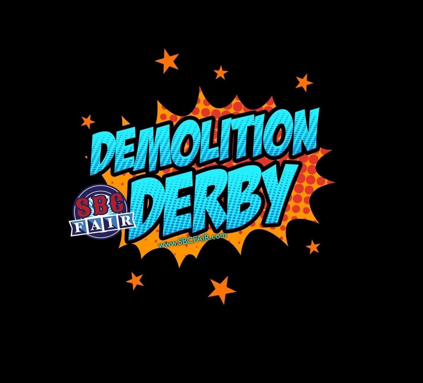 Desert Rage Demo Derby