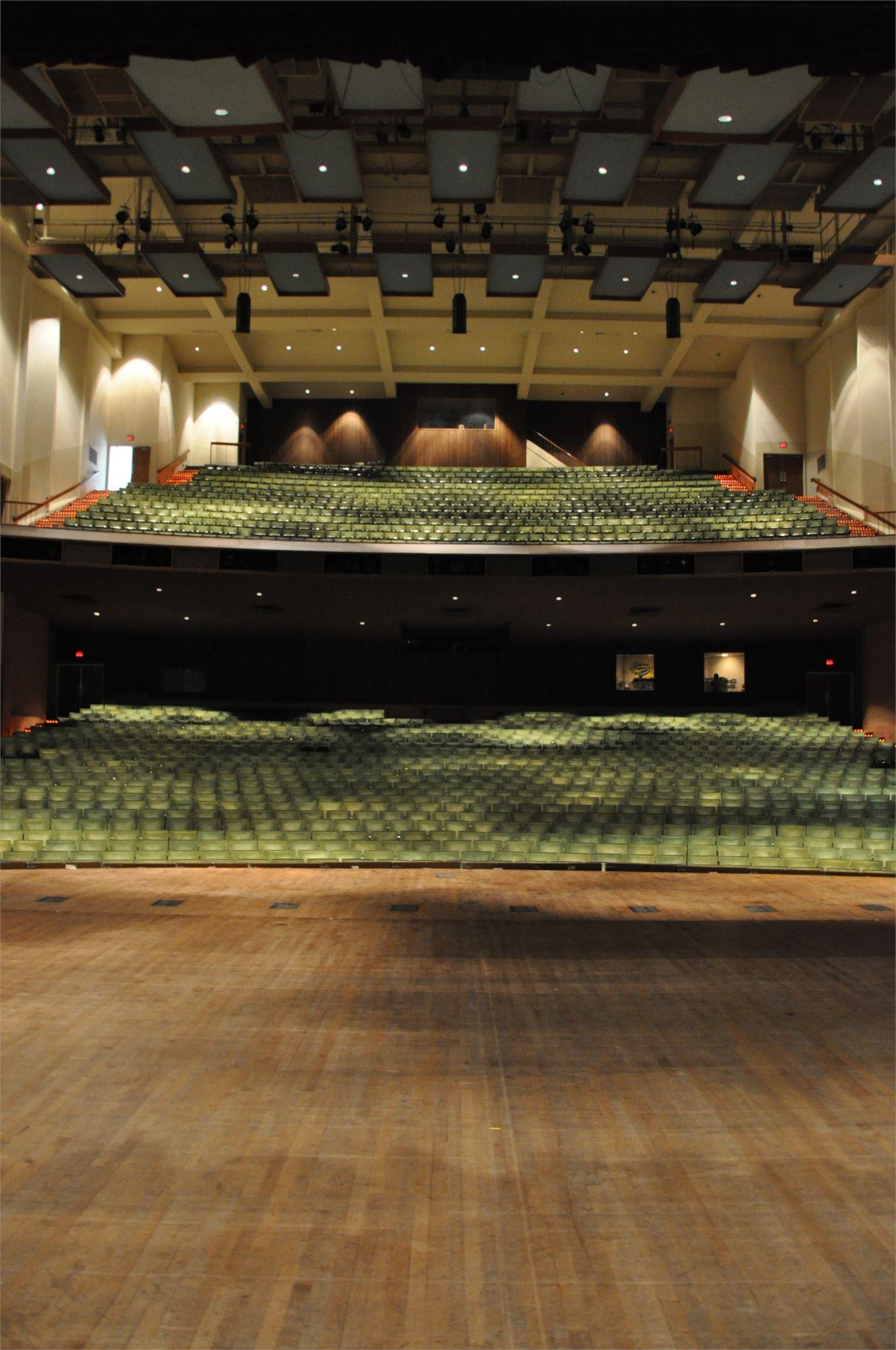 Baton Rouge River Center Theatre