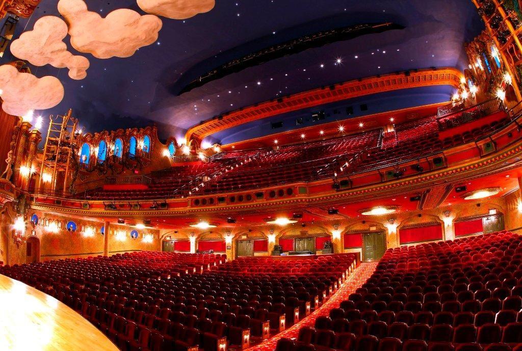 Carpenter Theater At Centerstage