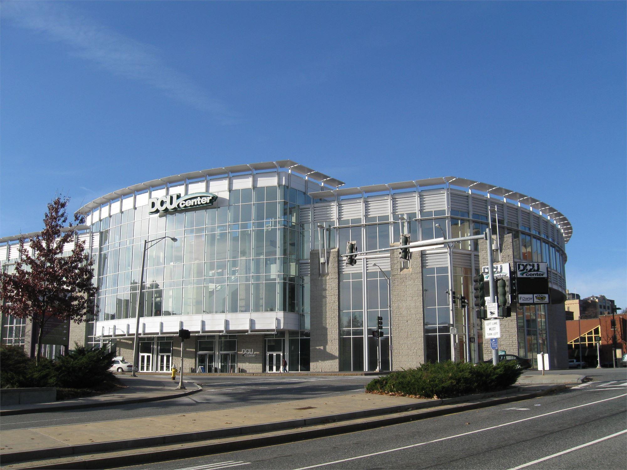 Dcu Center Convention Center
