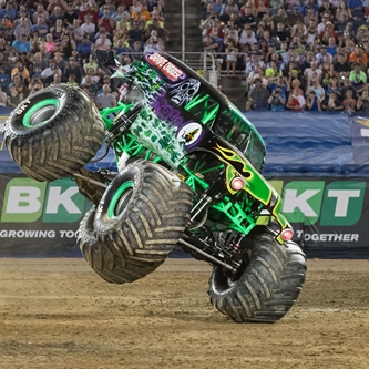 MONSTER JAM SCHEDULED ON MAY 31ST AT SALINAS SPORTS COMPLEX IS CANCELLED
