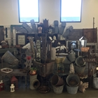 Antique and re-purposed craft items
