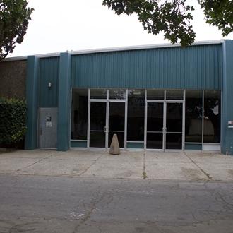 Pavilion East entrance