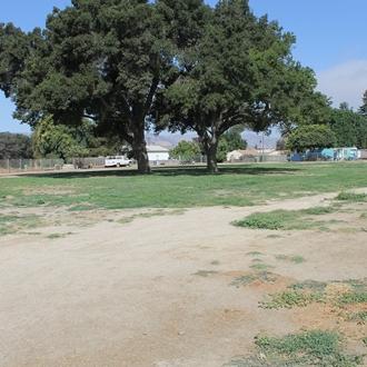 RV Parking lot; empty