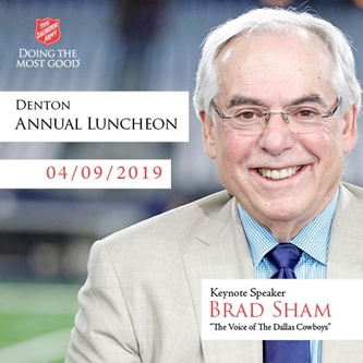 Sportscaster Brad Sham to Deliver Keynote During SA Denton's 2019 Annual Luncheon