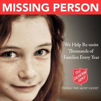 Missing Persons Program