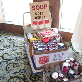 2015 Soup, Soap and Hope Fundraiser
