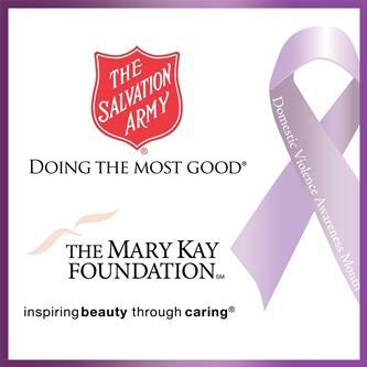 The Salvation Army receives Mary Kay Foundation Grant