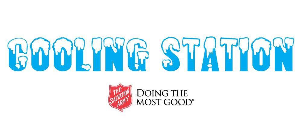 stationsthe salvation army has activated 13 cooling stations in the dfw metroplex to provide heat relief please click here for more information