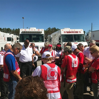 The Salvation Army DFW: Hurricane Michael Response Update