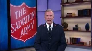 Major Jon Rich - Vision for The Salvation Army DFW Metroplex Command