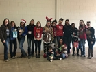 Christmas party and Ugly Sweater Contest 2017