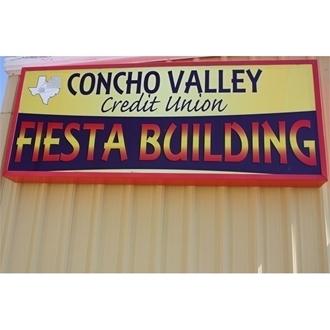 Concho Valley Credit Union Fiesta Building