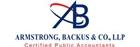 Armstrong Backus